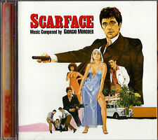 SC - Scarface - Inspired by the Motion Picture (Motion Score) Giorgio Moroder