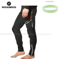 ROCKBROS Cycling Bike Bicycle Long Pants Tights Casual Trousers Sports Running