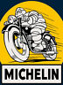 Michelin Motorbike Retro Metal Wall Plaque Art Vintage Advertising Sign man cave