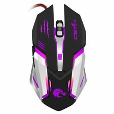 Adjustable 7 Buttons Gaming Mouse Optical 2.4G USB Wired Silent Mice PC Laptops