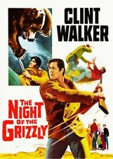 The Night of the Grizzly [New DVD] Colorized, Rmst, Widescreen