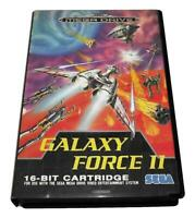 Galaxy Force II Sega Mega Drive PAL *Complete*