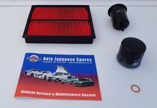 MAZDA BONGO 2.0 PETROL 1995 - 2006 FILTER KIT + SERVICE BOOK  ( FREE DELIVERY )