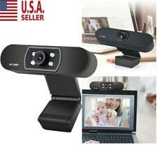 1080P Usb Webcam Video Camera Web Cam With Mic For Computer Pc Laptop Desktop Us