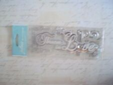 JOLEES BOUTIQUE WEDDING FOREVER IN LOVE SCRAP BOOKING STICKERS