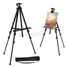 Portable Folding Artist Telescopic Painting Easel Tripod Display Stand Craf