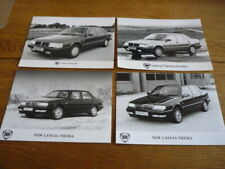 LANCIA THEMA ORIGINAL PRESS PHOTOS X 4