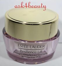 Estee Lauder Resilence Lift Firming/Sculpting SPF15 Creme 0.5oz/15ml New & Unbox