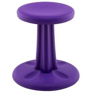 "Kore Kids Wobble Chair 14"" - Purple- NEW"