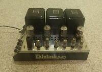 NICE Early original version McIntosh MC-240 /MC240 - 6L6  TUBE STEREO AMPLIFIER