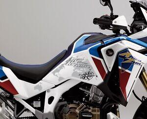 Sticker Tank Protector Honda CRF1100 Africa Twin Adventure Sports tricolor