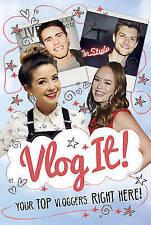 New Vlog It! (Vlogg) [Paperback] [Sep 03, 2015] Scholastic