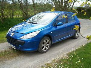 """""""Breaking"""" Peugeot 307 5Dr H/back 1.6HDI (110) Used road wheel bolt """"Spares"""""""