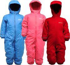 Regatta Splosh II Waterproof Breathable All In One Padded Fleece Lined Snow Suit