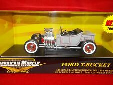 American Muscle 1:18 Ford T-Bucket Grey in Color #36673