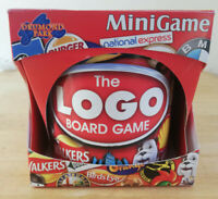 The Logo Board Game Mini Game Travel Version. Ages 12+