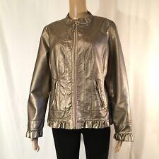 c6d77fda135 Christopher   Banks Faux Leather Jacket Women s ...