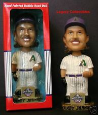 Randy Johnson 2001 World Series Bobblehead  AGP