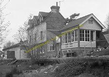 Cranbrook Railway Station Photo. Hawkhurst - Goudhurst. Paddock Wood Line. (8)