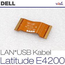 DELL LATITUDE E4200 PP15S LAN CARTE USB CÂBLE FLEXIBLE CÂBLE LF-4291P 0XD758