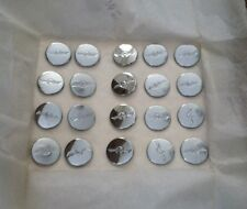International Order Of Characters Buttons