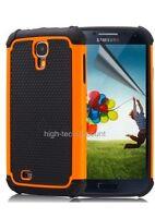Housse etui coque pochette rigide pour Samsung Galaxy s4 sIV + film écran