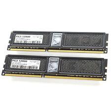OCZ 2x 2GB (4GB) DDR3 1600MHz PC-12800 Non-ECC Desktop RAM Memory OCZ3X1600LV6GK