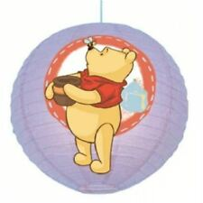 DISNEY Winnie the Pooh per Bambini Camera Da Letto Soffitto Lanterna Di Carta luce paralume