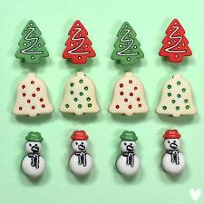 Galletas De Navidad Botones Galore 4728-Galletas de Navidad Vestido para arriba
