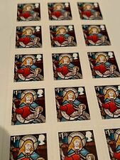 More details for 12x£1.70 new christmas issue stamp 2020 self-adhesive mint