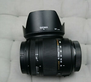 Sigma DC 18-250 mm F/3.5-6.3 OS Macro HSM DC Objektiv, Sony A-Mount top Zustand!