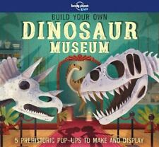Build Your Own Dinosaur Museum by Lonely Planet Kids 9781788681278 | Brand New