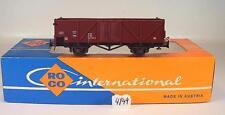 Roco H0 4309B offener Güterwagen E 2-achsig der ÖBB OVP #4849