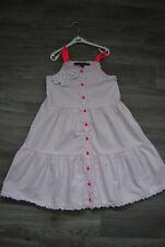NEU Lili Gaufrette Schönstes Drehkleid Kleid Rosa Jersey Gr. 110/116