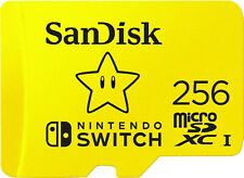 SanDisk Ultra Class 10 Micro SD Card 32GB 64GB 128GB 256GB For Nintendo Switch !