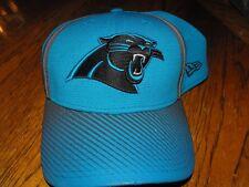Carolina Panthers New Era 39Thirty Hat.  Small-medium