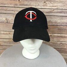 Minnesota Twins Baseball Cap Navy with Logo Adjustable Strap General Merchandise