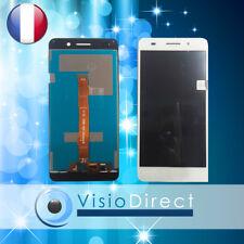 "Ecran complet pour Huawei Y6II Y6-II Y6-2 5.5"" blanc vitre tactile + LCD"