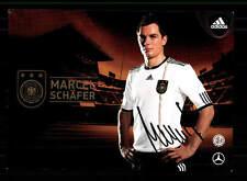 Marcel Schäfer  DFB Autogrammkarte 2010 Original Signiert+A 148770