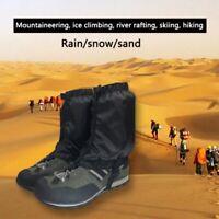 Legging Gaiters Waterproof Durable Protective Leg Cover Lightweight Snow Gaiters