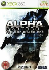 Alpha Protocol | Xbox 360 (No Manual)