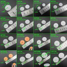 0.5M Plastic Spur Gear A= 2mm 22/24/28/30/32/36/40/42/44/48/50/54/56/80/90/120 T