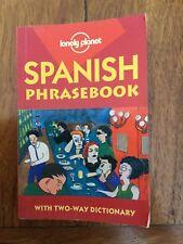 Spanish Phrasebook by Izaskun Arretxe, Allison Jones (Paperback, 1997) 1st Ed