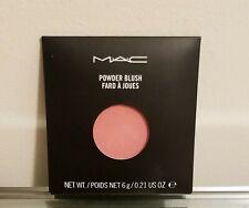 Mac Powder Blush Refill Pinch O' Peach 0.21oz New