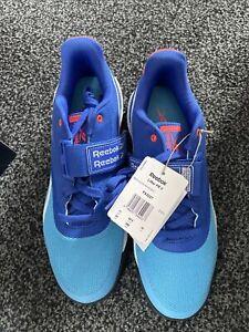 Reebok Lifter PR II Mens Weightlifting Shoes - Blue