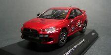 KYOSHO K03493R 1:43 Mitsubishi Lancer Evolution X Ralliart/Red