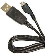 Micro USB Cable de datos al Samsung ECC-1DU6BBE 80cm para todas las marcas Post 24Hr Nuevo