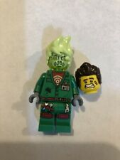 LEGO Mr. Elton + Hidden Side 70418 J.B's Ghost Lab NEW minifigure only mini fig