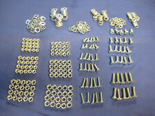 Jaguar E Type S Type mk2 mk10 360 piece UNF Nut Bolt & Washer Kit Free Delivery