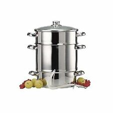 INOX EXTRACTEUR DE JUS 25 CM INDUCTION CODE 48042850